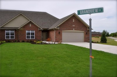 2828 Stones Bay Drive, Greenwood, IN 46143 - #: 21633153