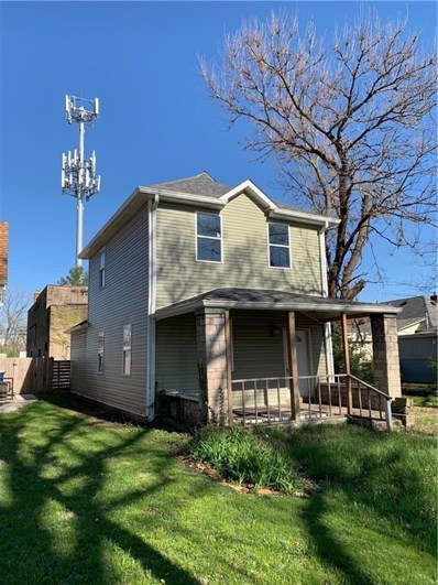 2111 Bellefontaine Street, Indianapolis, IN 46202 - #: 21633220