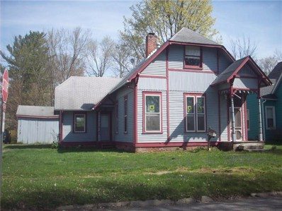 198 W Adams Street, Franklin, IN 46131 - #: 21633393