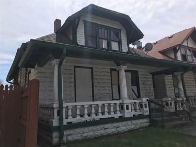 75 E Schiller Street, Indianapolis, IN 46225 - #: 21633573