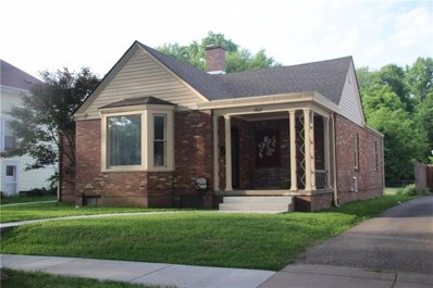 1407 W Main Street, Crawfordsville, IN 47933 - #: 21633671