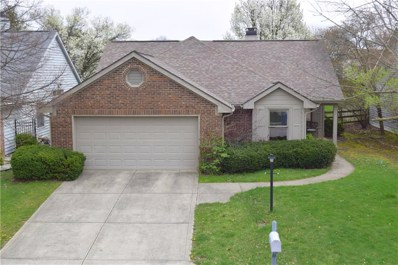 8681 Champions Drive, Indianapolis, IN 46256 - #: 21633800