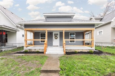 540 N Parker Avenue, Indianapolis, IN 46201 - #: 21634841