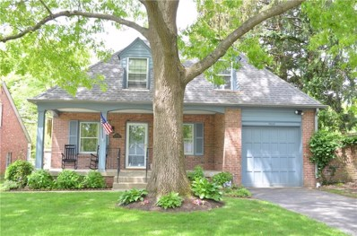 7062 Warwick Road, Indianapolis, IN 46220 - #: 21634892