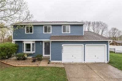 6611 Stearns Hill Drive, Indianapolis, IN 46237 - #: 21634945