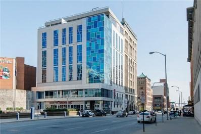 1 Virginia Avenue UNIT 703, Indianapolis, IN 46204 - #: 21635066