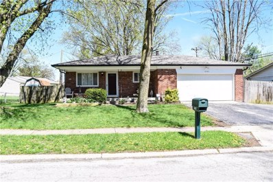 10144 Chris Drive, Indianapolis, IN 46229 - MLS#: 21635125