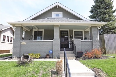 19 Campbell Avenue, Indianapolis, IN 46219 - #: 21635127