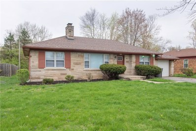 4150 Roselawn Drive, Indianapolis, IN 46226 - #: 21635426