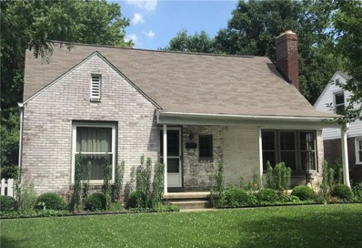 5309 Boulevard Place, Indianapolis, IN 46208 - #: 21635462