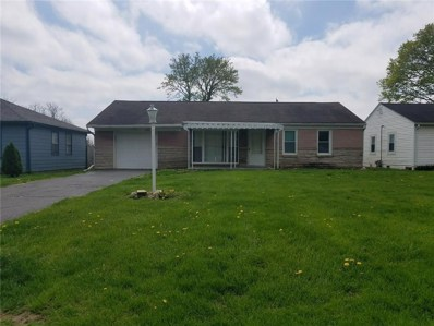 6105 Gregory Drive, Indianapolis, IN 46241 - #: 21635475