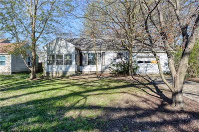 4534 N Mitchner Avenue, Indianapolis, IN 46226 - #: 21635507