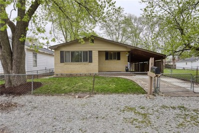 2907 S Rybolt Avenue, Indianapolis, IN 46241 - #: 21635516