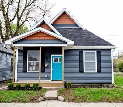 1417 Deloss Street, Indianapolis, IN 46201 - #: 21635566