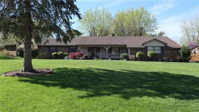 719 Yosemite Drive, Indianapolis, IN 46217 - #: 21635627