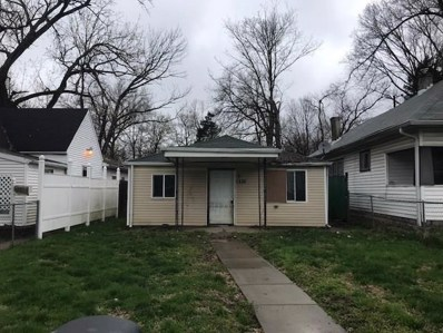 1332 W 33rd Street, Indianapolis, IN 46208 - #: 21635724