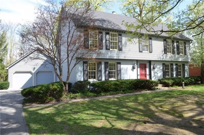 8059 Lincoln Boulevard, Indianapolis, IN 46240 - #: 21635792