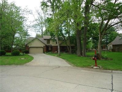 1914 S Hunters Ridge Lane, Greenwood, IN 46143 - #: 21635870