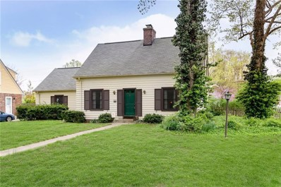 6001 Kingsley Drive, Indianapolis, IN 46220 - #: 21635872