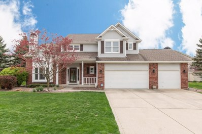10847 Thistle Ridge, Fishers, IN 46038 - #: 21635922