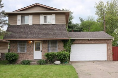 463 Gimber Court, Indianapolis, IN 46225 - #: 21635931