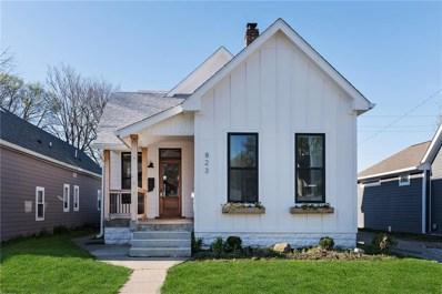 823 Weghorst Street, Indianapolis, IN 46203 - #: 21635947