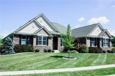6874 W Thornebush Drive, McCordsville, IN 46055 - #: 21635970