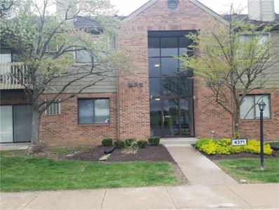 4371 Village Parkway Circle W UNIT 1, Indianapolis, IN 46254 - #: 21636097