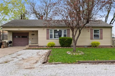 806 French Street, Plainfield, IN 46168 - #: 21636142