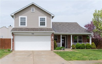 954 Foxtail Drive, Franklin, IN 46131 - #: 21636186