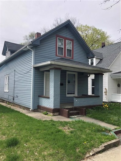 28 N Denny Street, Indianapolis, IN 46201 - #: 21636212