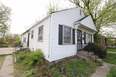 3610 N Emerson Avenue, Indianapolis, IN 46218 - #: 21636269