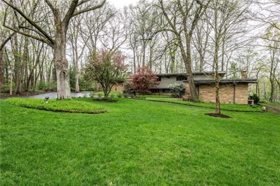 7950 Spring Mill Road, Indianapolis, IN 46260 - #: 21636381