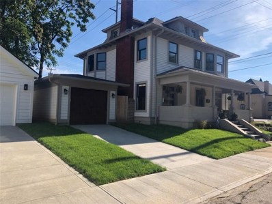 412 E 21st Street, Indianapolis, IN 46202 - #: 21636392