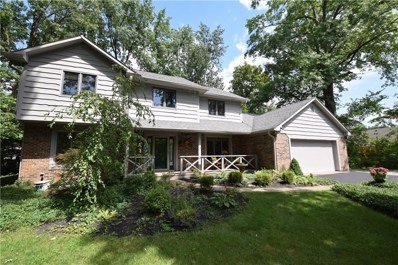9831 Carefree Drive, Indianapolis, IN 46256 - #: 21636598