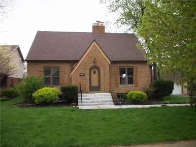 1721 Southview Drive, Indianapolis, IN 46227 - #: 21636689