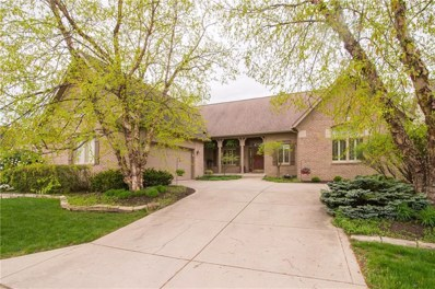 8024 Oakhaven Place, Indianapolis, IN 46256 - #: 21636701