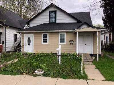 3429 N Graceland Avenue, Indianapolis, IN 46208 - #: 21636797