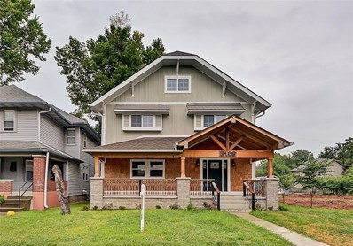 3109 Ruckle Street, Indianapolis, IN 46205 - #: 21636999