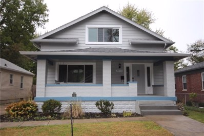 4712 Kingsley Drive, Indianapolis, IN 46205 - #: 21637054