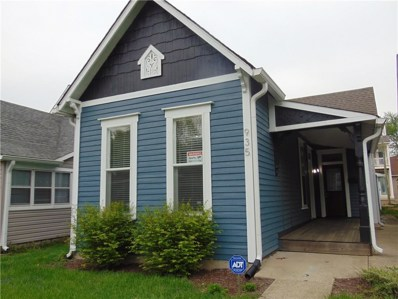 935 Spruce Street, Indianapolis, IN 46203 - #: 21637062