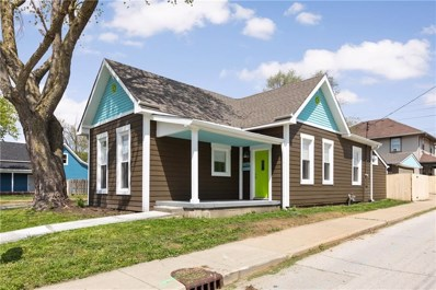 1361 Union Street, Indianapolis, IN 46225 - #: 21637114