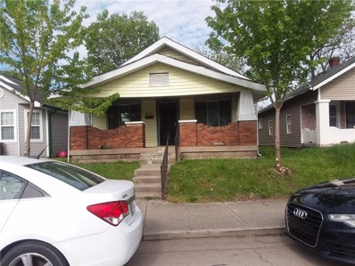 1206 N Belleview Place, Indianapolis, IN 46222 - #: 21637149
