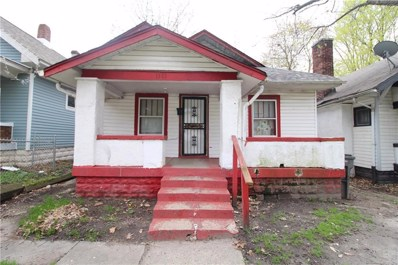 1343 W Roache Street, Indianapolis, IN 46208 - #: 21637219