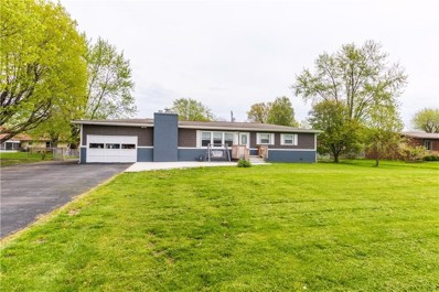 7251 Rose Drive, Indianapolis, IN 46227 - #: 21637269
