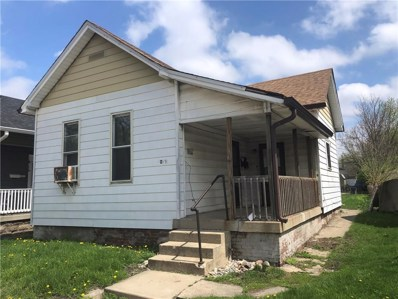 1813 S East Street, Indianapolis, IN 46225 - #: 21637376