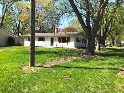 614 Valley Drive, Crawfordsville, IN 47933 - #: 21637392
