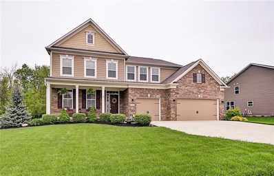3317 Streamside Drive, Greenwood, IN 46143 - #: 21637395