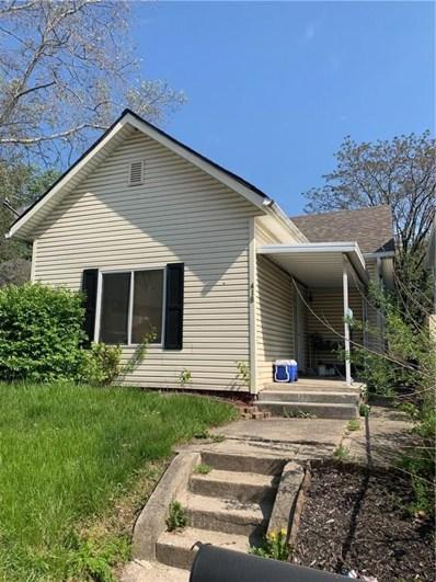 418 Sanders Street, Indianapolis, IN 46225 - #: 21637506