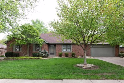 8310 Hill Gail Drive, Indianapolis, IN 46217 - #: 21637531
